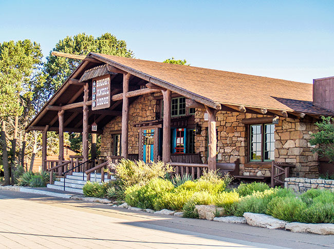 Bright Angel Lodge Historical Landmark