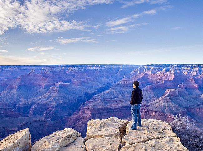 Grand Canyon South Rim VIP